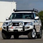 Тюнинг ARB Nissan Patrol Y62