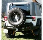 Задний бампер Kaymar с калиткой Jeep Wrangler JK 2007- ...