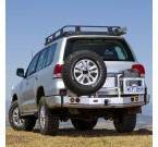Задний силовой бампер ARB Toyota LC 200 2007-2012