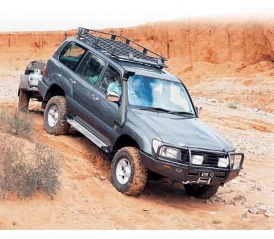 Экспедиционный багажник ARB 1790x1120 с сеткой Toyota Land Cruiser 100/105