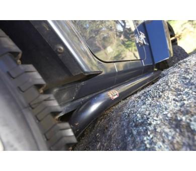 Силовая защита порога ARB Jeep Wrangler JK LWB 2007-...