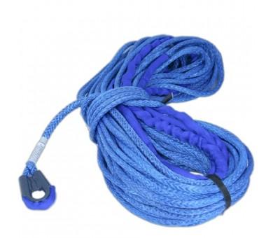 Синтетический трос Amsteel-Blue Samthane 14mm (1 метр)