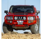 Силовой бампер ARB Delux Hummer H3 2005-10
