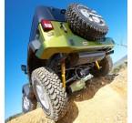 Задний силовой бампер ARB Jeep Wrangler JK 2007- ...