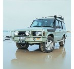 Силовой бампер ARB Delux Land Rover Discovery 2003-05